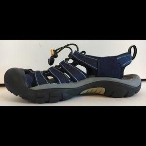 Keen Shoes - KEEN Women's NEWPORT Sz 7 Blue Waterproof Sandals